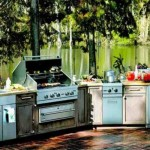 5 Beautiful Rustic Summer Kitchens home inspiration ideas