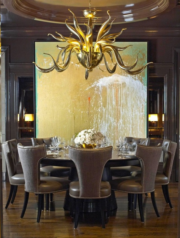 Dining Room Design Ideas 50 Inspirational Dining Chairs 0 (18) home inspiration ideas