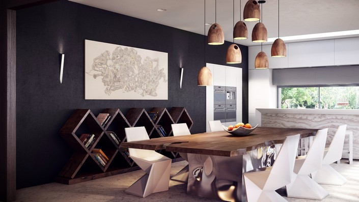 Dining Room Design Ideas 50 Inspirational Dining Chairs 0 (19) home inspiration ideas