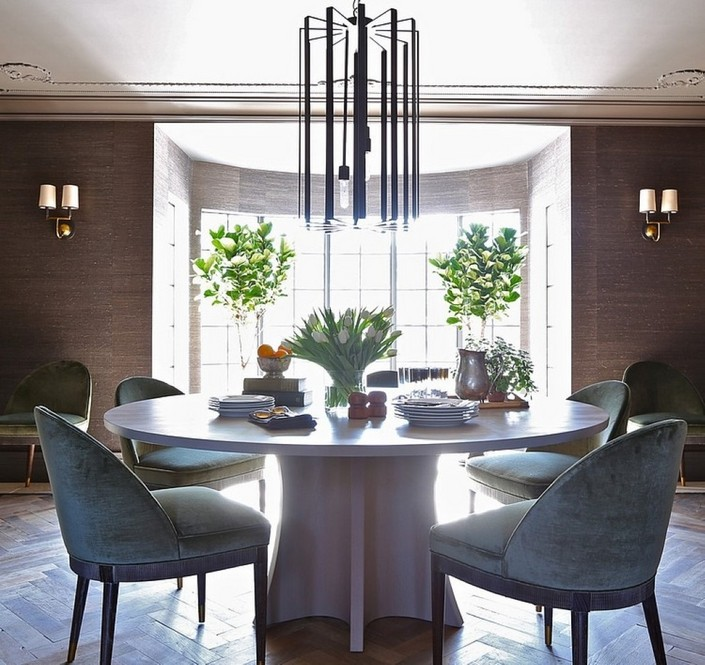 Dining Room Design Ideas 50 Inspirational Dining Chairs 0 (23) home inspiration ideas