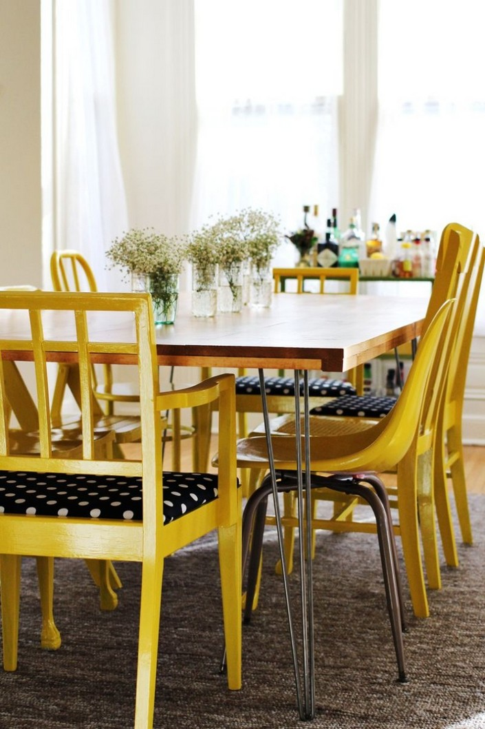Dining Room Design Ideas 50 Inspirational Dining Chairs 0 (29) home inspiration ideas
