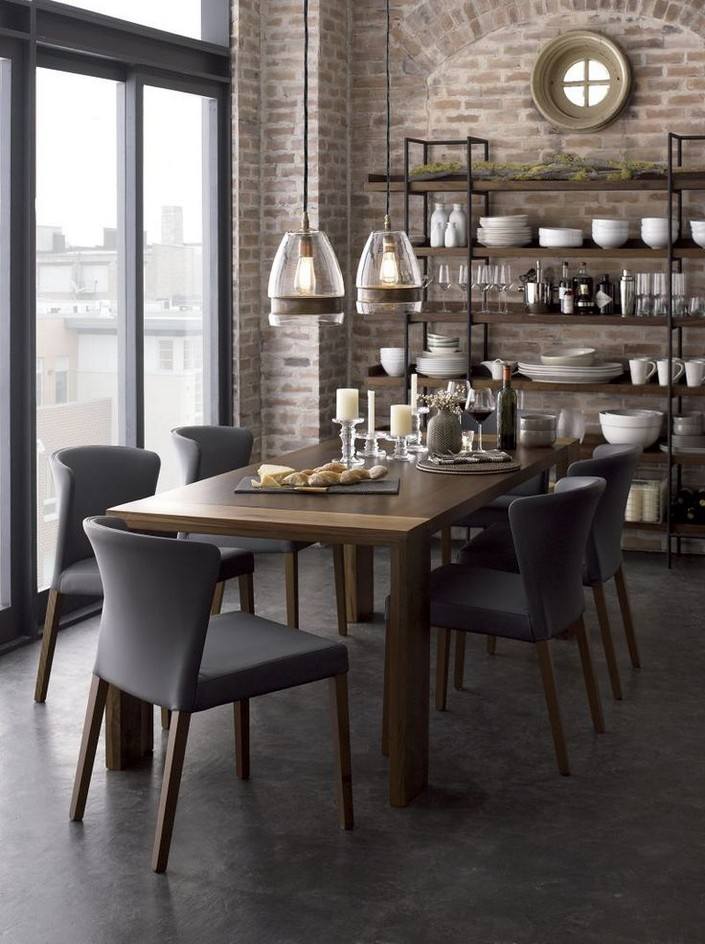 Dining Room Design Ideas 50 Inspirational Dining Chairs 0 (41) home inspiration ideas