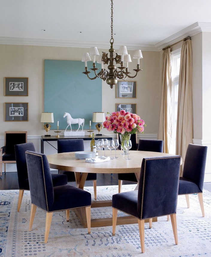 Dining Room Design Ideas 50 Inspirational Dining Chairs 0 (46) home inspiration ideas