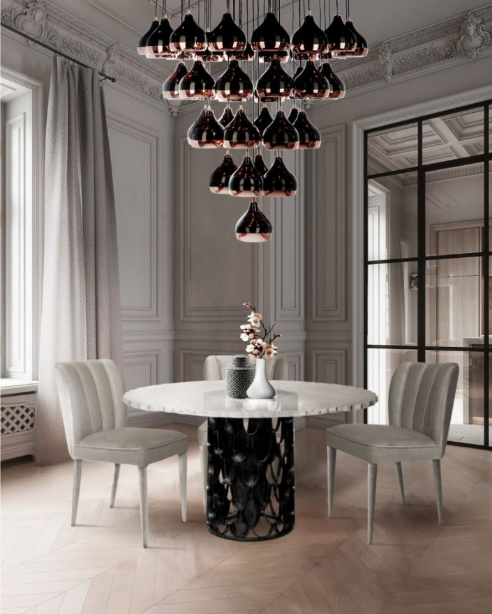 Dining Room Design Ideas: 50 Inspirational Dining Chairs home inspiration ideas