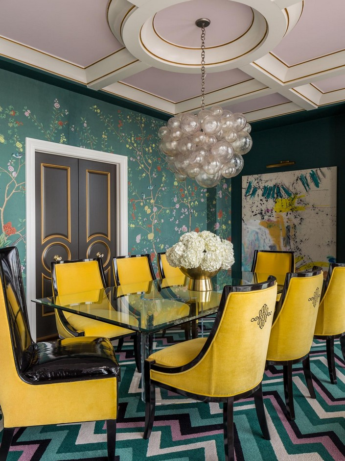 Dining Room Design Ideas 50 Inspirational Dining Chairs home inspiration ideas