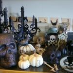 Halloween Decoration Ideas, Halloween ideas, Halloween house home inspiration ideas