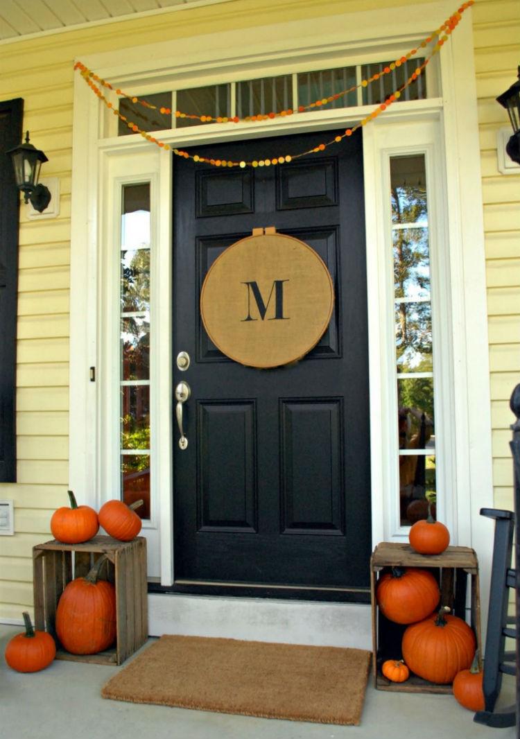 Front Door Decorations Halloween - The Best of 35 home inspiration ideas