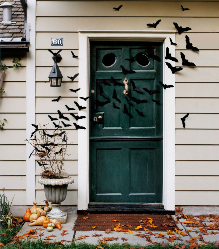 Front Door Decorations Halloween The Best Of 35