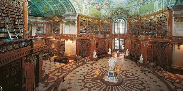 Austrian-National-Library-Vienna-Austria home inspiration ideas