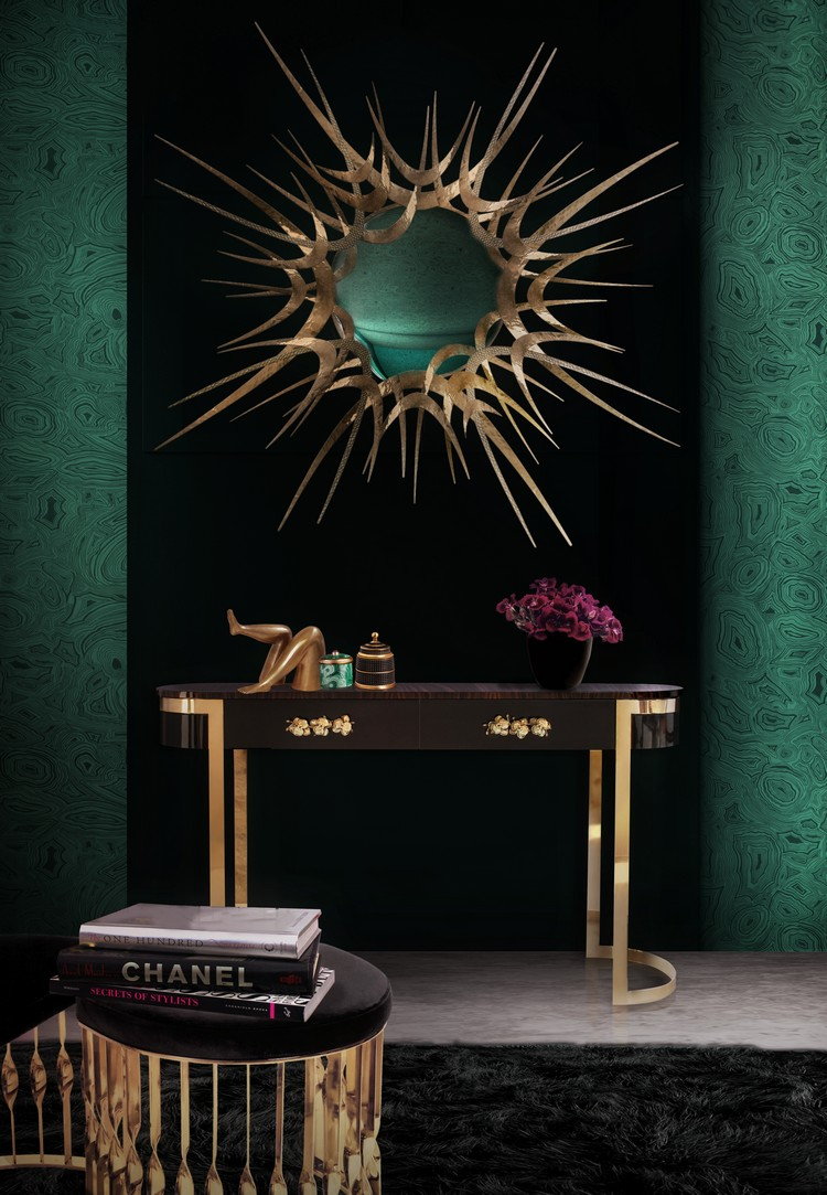 ORCHIDEA console by Koket home inspiration ideas