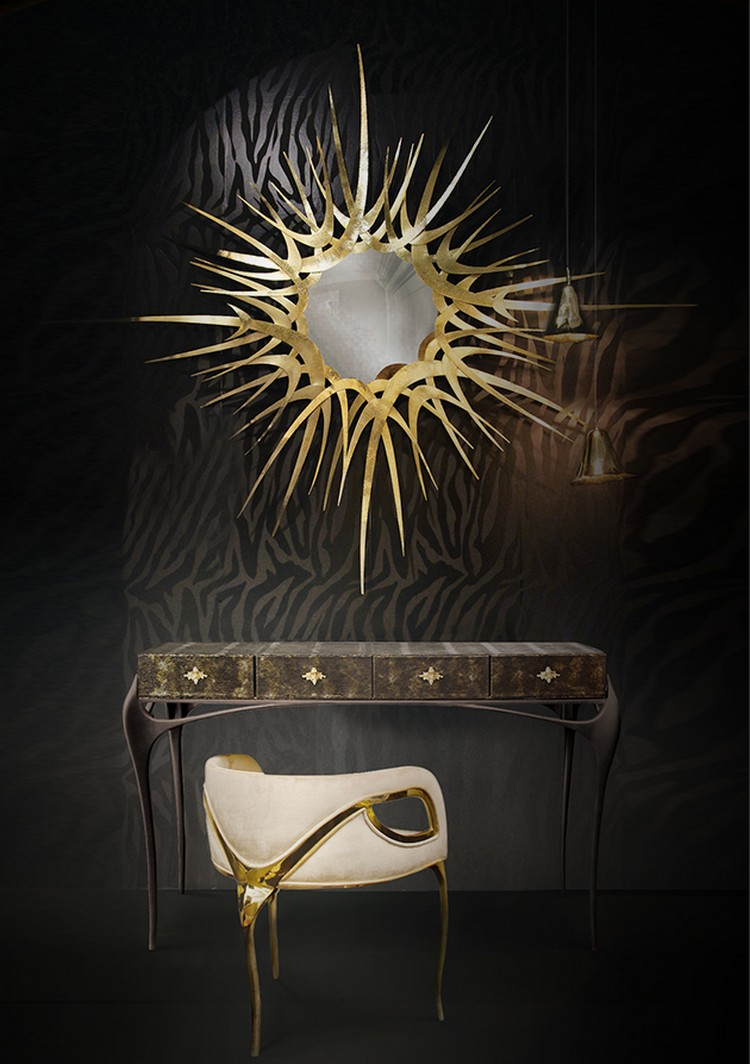 TEMPTATION luxury console by KOKET home inspiration ideas
