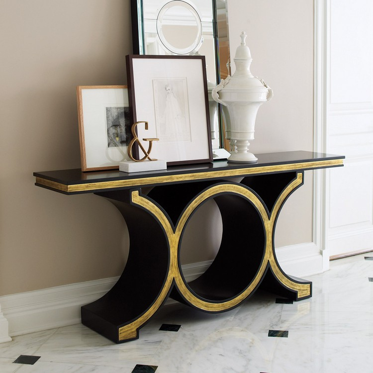 Living Room Decorating Ideas: Modern Console Tables to Have home inspiration ideas