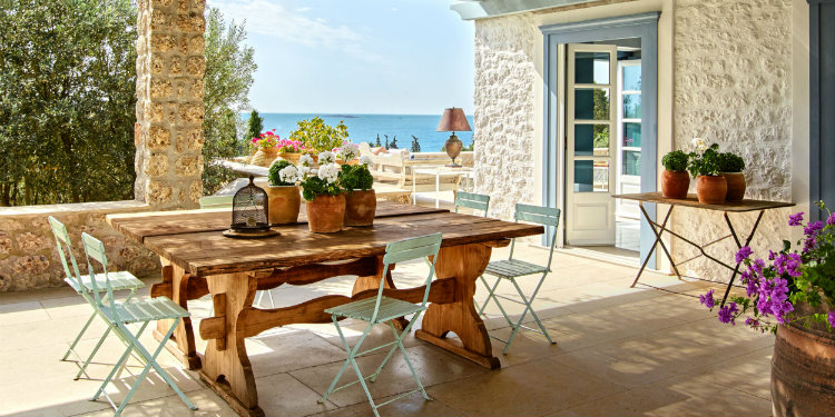 Creative Home Decorating Ideas With Greek Summer Inspiration Home Inspiration Ideas