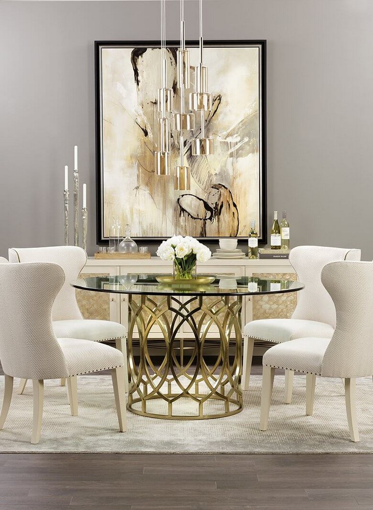 Picture of: 12 Luxury Dining Tables Ideas That Even Pros Will Chase
