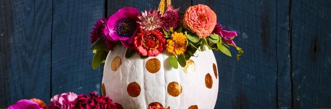 Jack-O'-Wreath pumpkin carving ideas home inspiration ideas