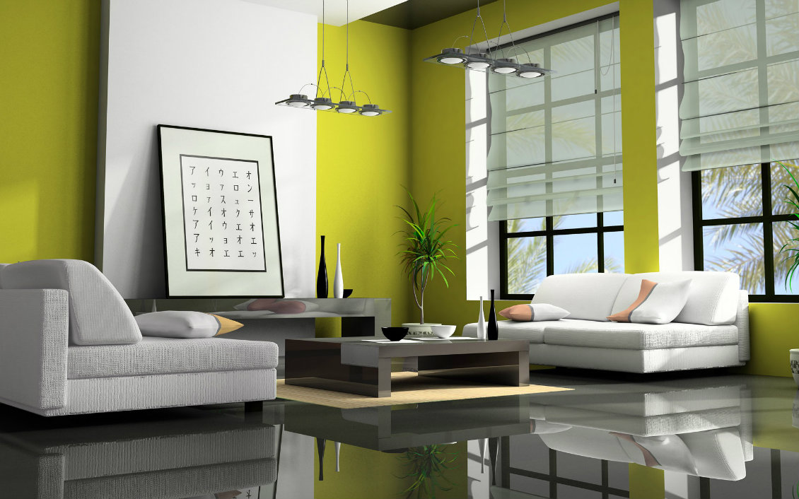 Living Room Decorating Ideas 10 Unforgettable Green Interiors