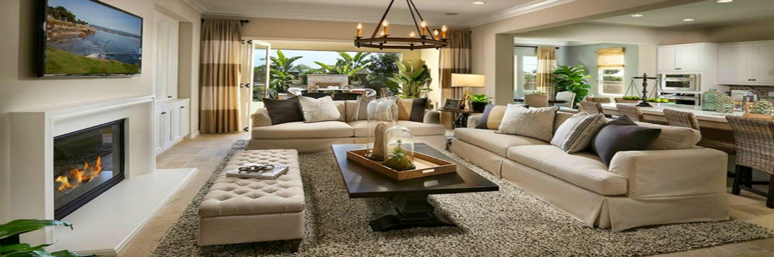 How To Make Your Living Room Luxurious Using Modern Home Accessories