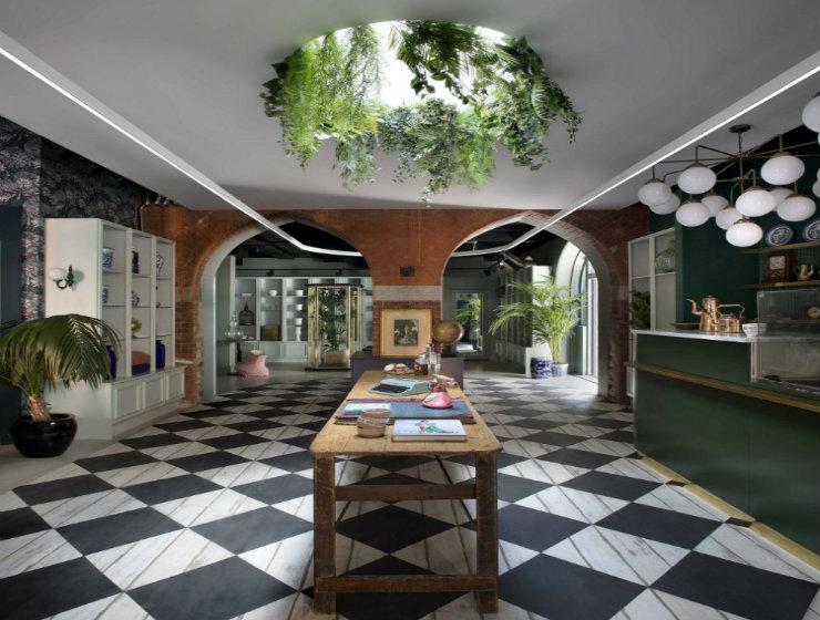 Kingston Lafferty Design - Creating Magical Design - The Vaults Parlour home inspiration ideas