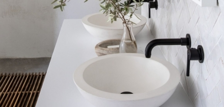 Leanne Ford: A Staggering Bathroom Design