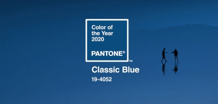 Pantone Color of the Year: Inspire Yourself in Here – Classic Blue