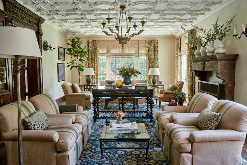 Michael S Smith home inspiration ideas