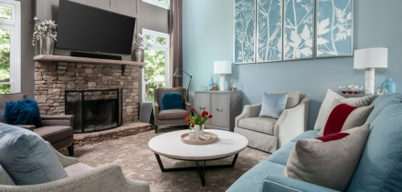 Hue Interiors: Exceeding Design Expectations