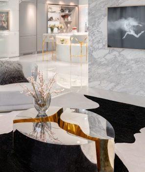 Vratika and Nakul: A Splendid Apartment home inspiration ideas