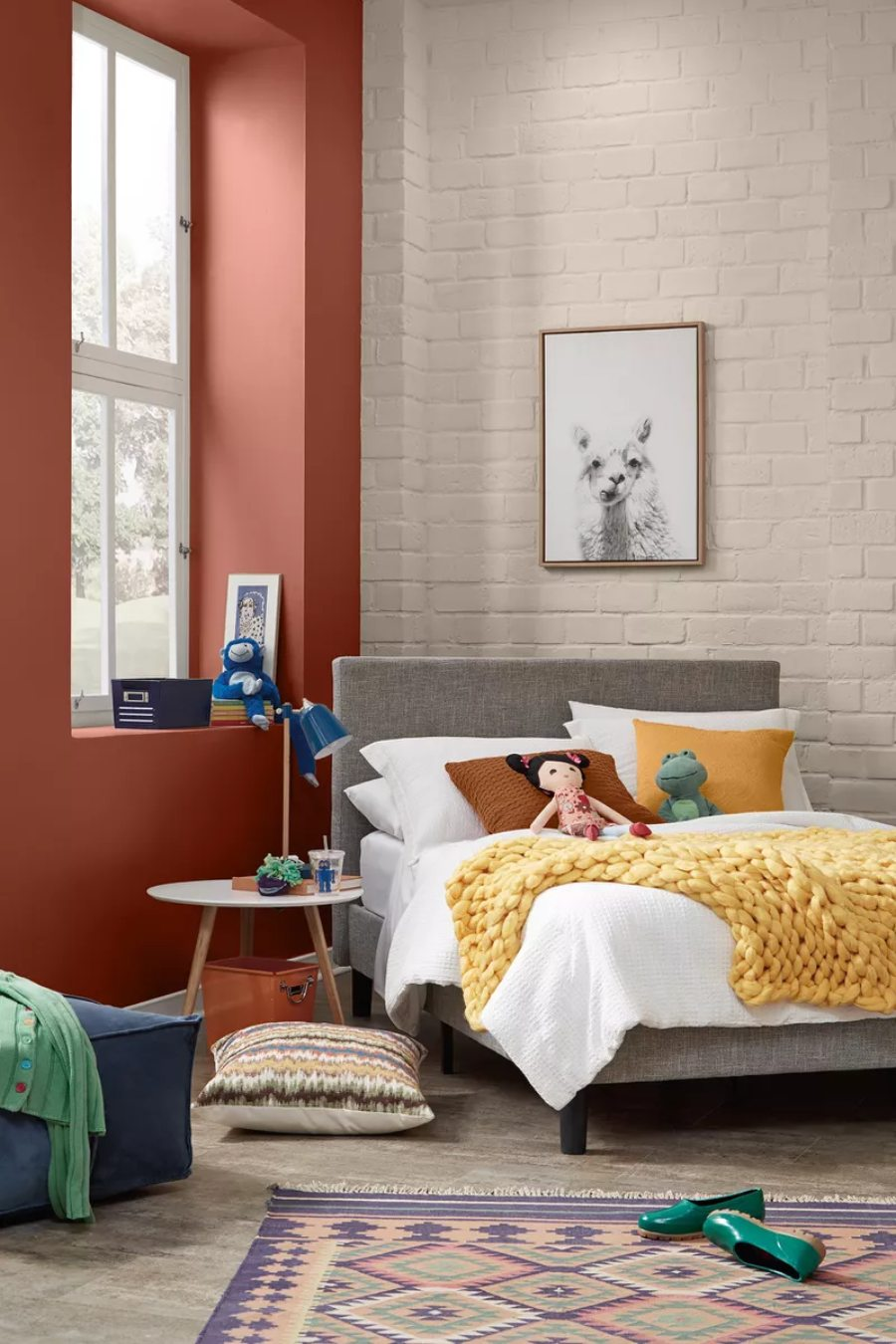 Colour Trends 2021 by Behr Paint home inspiration ideas
