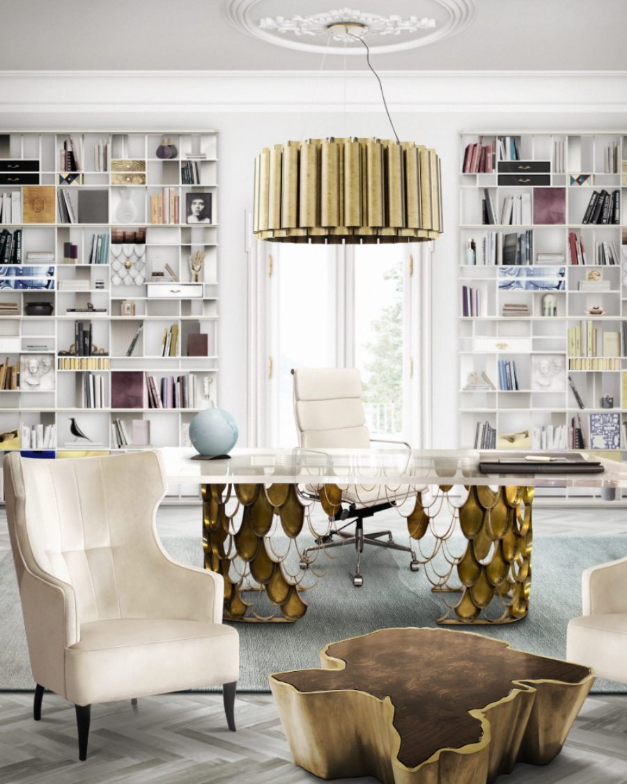 Room by Room: Home Offices and Libraries home inspiration ideas