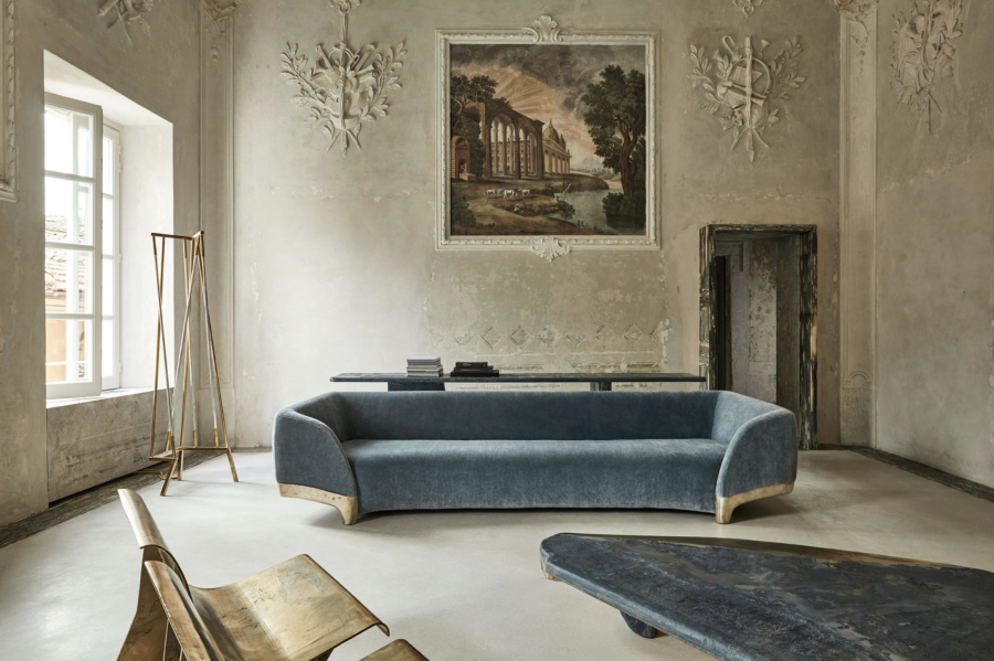 Vincenzo de Cotiis - Iconic Modernist Interior Designer From Italy home inspiration ideas