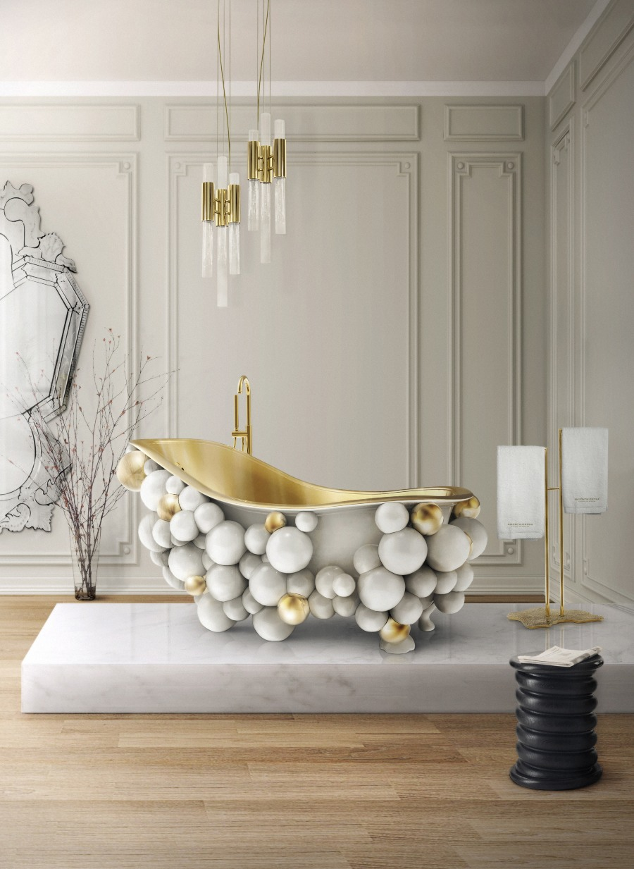 Newton Bathroom Family Collection, Let Gravity Relax You home inspiration ideas