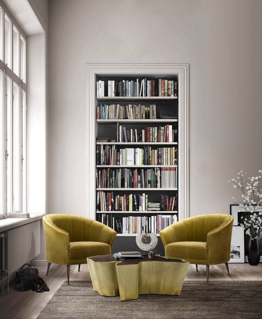 Home Offices and Libraries, The Fresh, Trendy and Functional home inspiration ideas