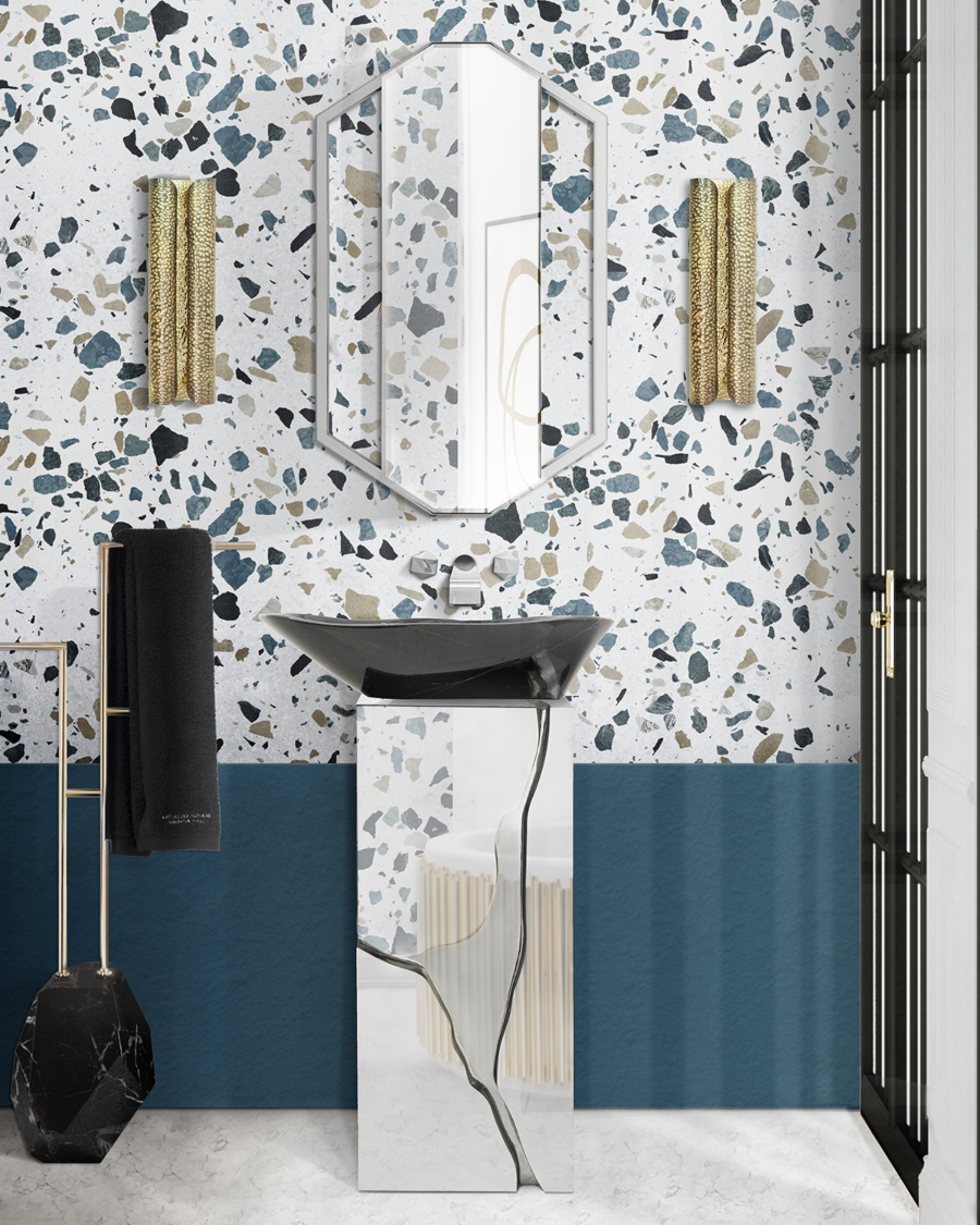 Lapiaz Bathroom Collection, The Transcendent Surface Family Products home inspiration ideas