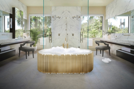 A Selection of the Most Glamorous Bathtubs to Have in 2021
