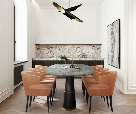 15 Dining Tables That Take Home Design to the Next Level!