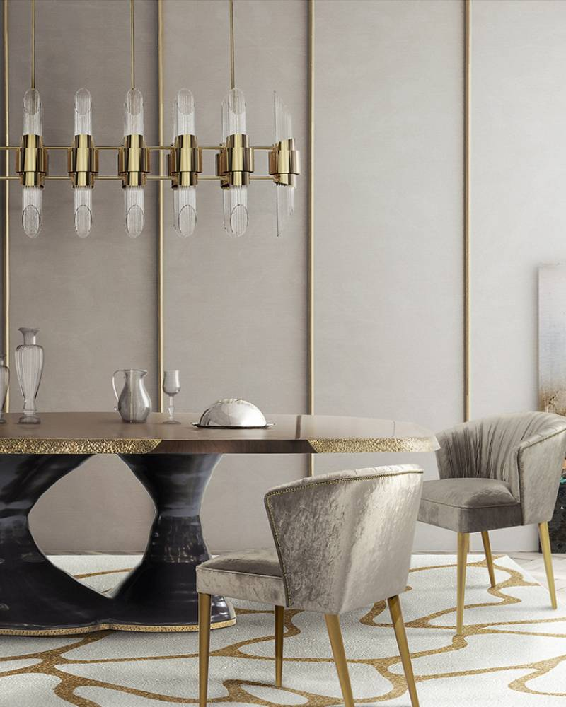 20 Dining Chairs to a Premium Dining Room Design home inspiration ideas