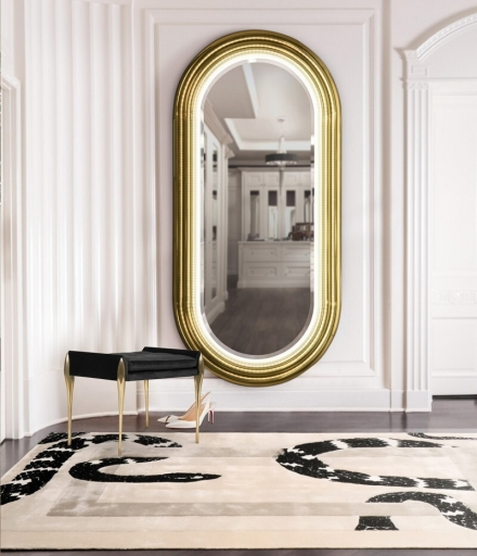 Who's The Fairest Of Them All:  Modern Mirrors to Embellish Your Home