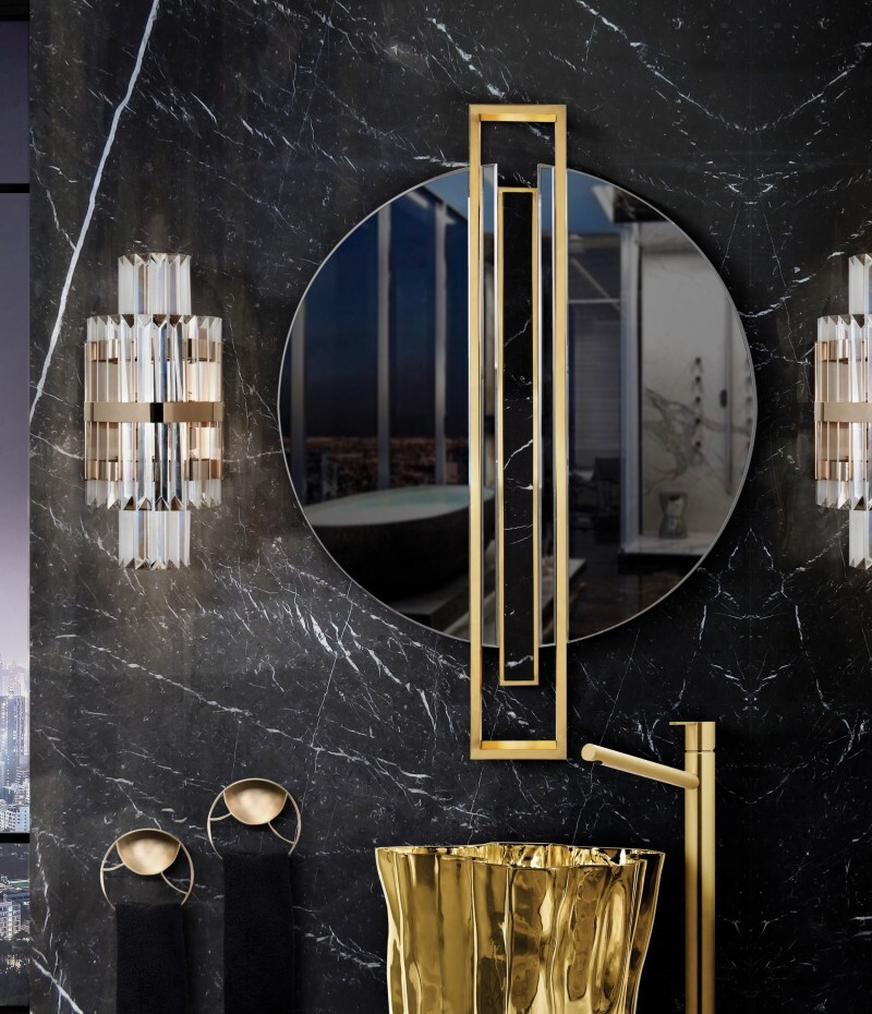 Who's The Fairest Of Them All: Modern Mirrors to Embellish Your Home home inspiration ideas