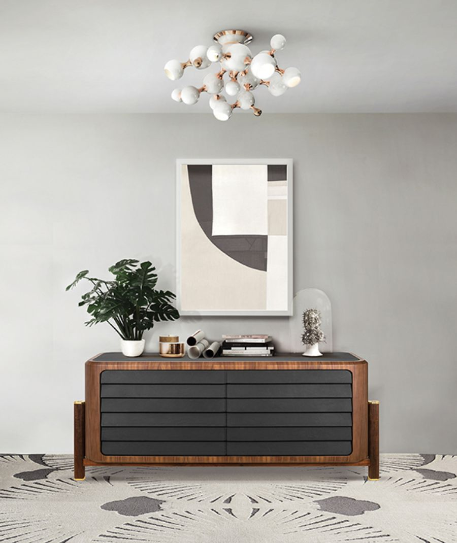 20 Modern Sideboards To Achieve a Flawless Home Decor home inspiration ideas