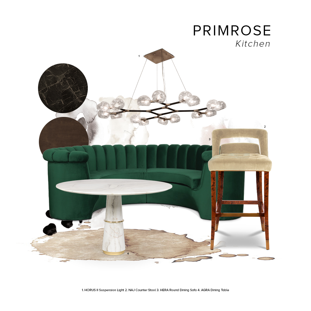 Home Decor Ideas - Get Inspired by the Primrose Kitchen in Paris home inspiration ideas