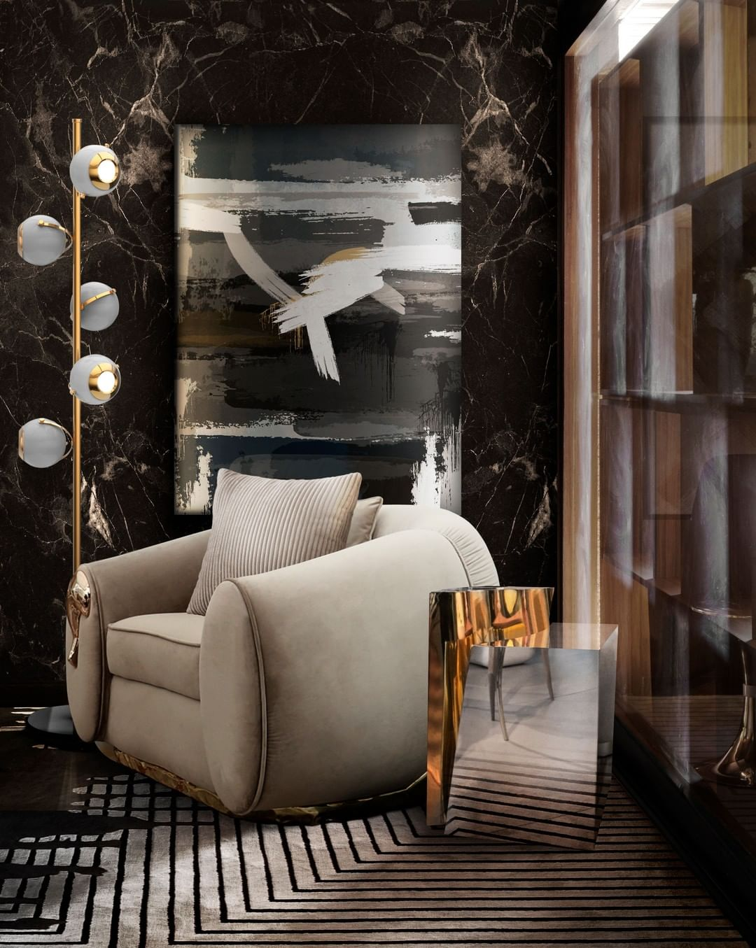 Give Your Home a Modern Decor - 20 Inspirations Room by Room home inspiration ideas