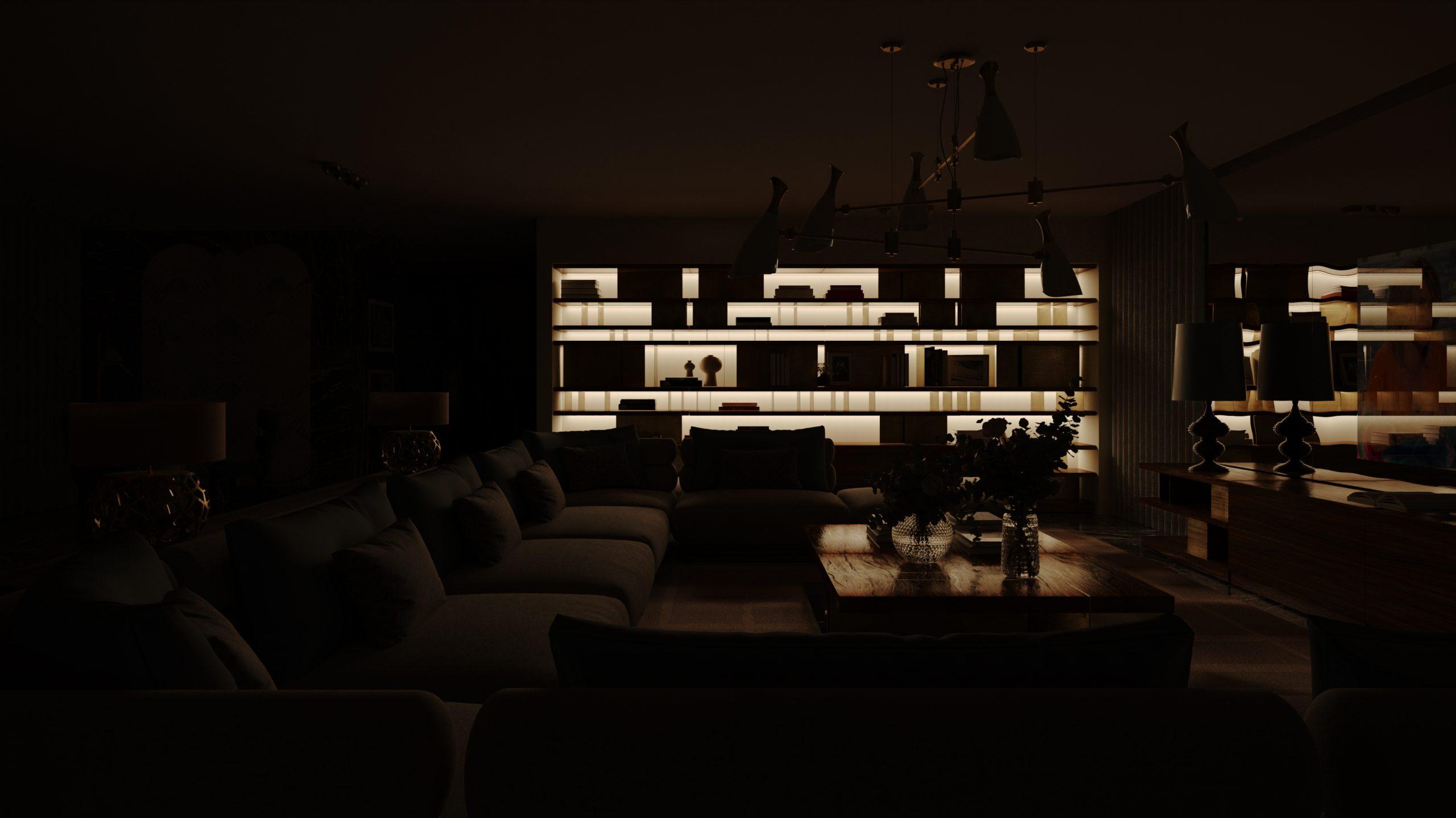 En Pleurs Modern Living Room Set - Fierce Decor Inspiration home inspiration ideas