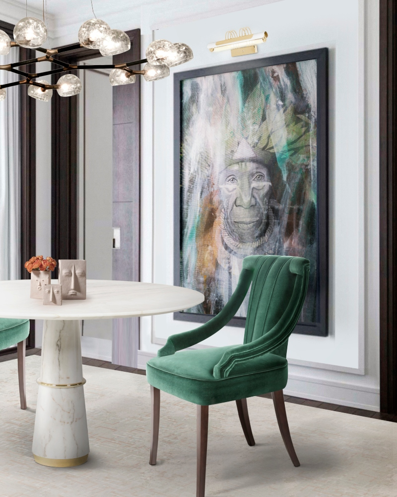 CAYO Dining Chair | Dining Room Decor– 8 Dining Room Chairs To Uplift Your Dining Room home inspiration ideas