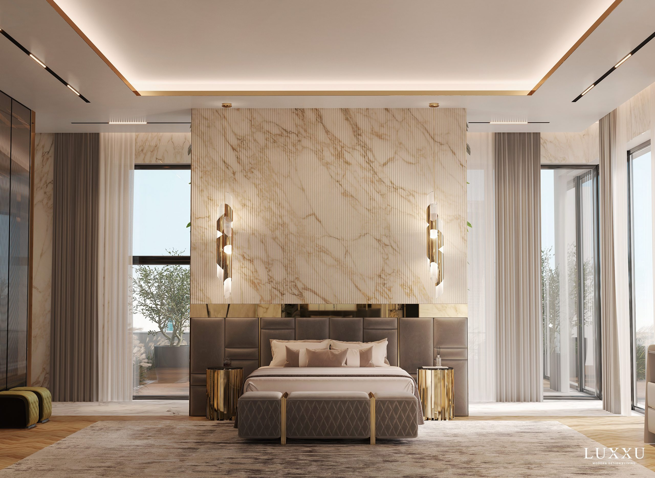 Bedroom Design Inspiration - Get a Modern and Sophisticated Look! home inspiration ideas