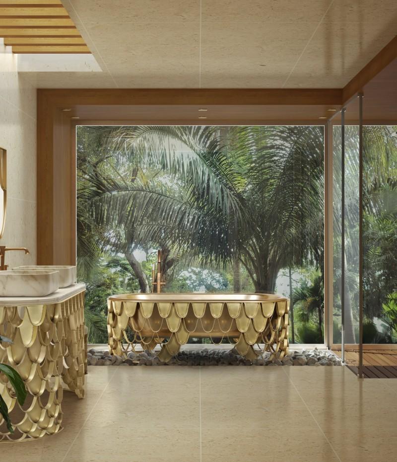 Koi Bathroom - Interior Design Ideas For Your Bathroom home inspiration ideas
