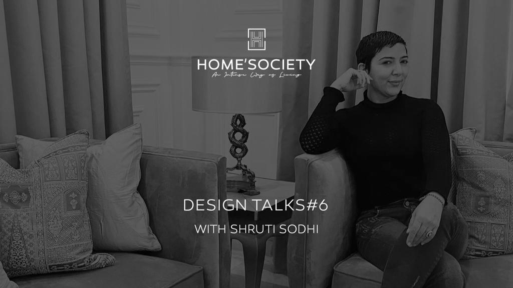 Shruti Sodhi: Home'Society Design Talks, modern design, mid-century, modern decor, interior design, contemporary design home inspiration ideas